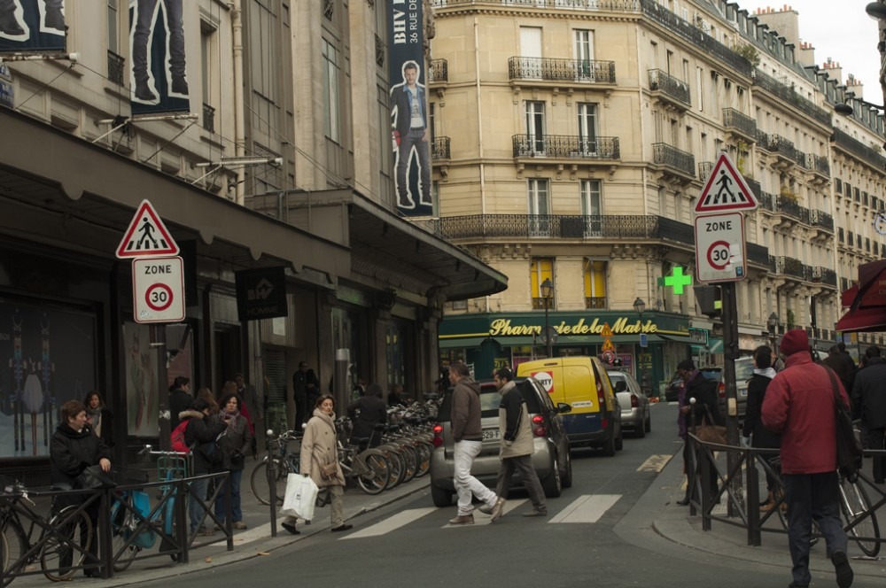 Zonas 30 en París © carlosfpardo