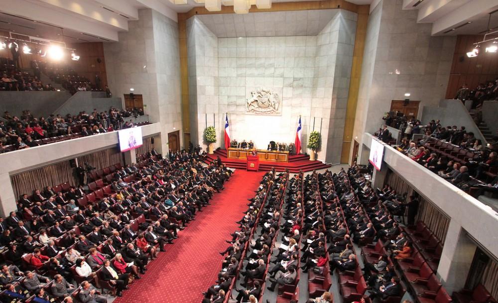 © Gobierno de Chile, vía Flickr.