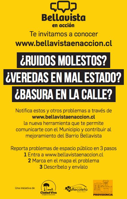 Bellavista en acción