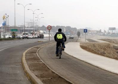 Ciclovías Antofagasta