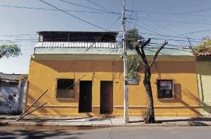 Casa Gabriela Mistral en Santiago