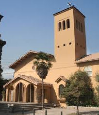 Parroquia Santa Rosa Lo Barnechea