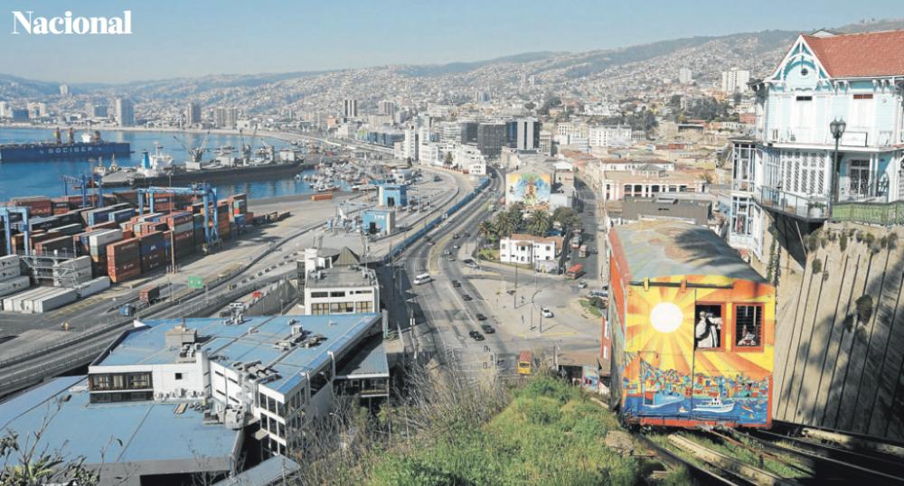 Ascensor Artillería Valparaíso