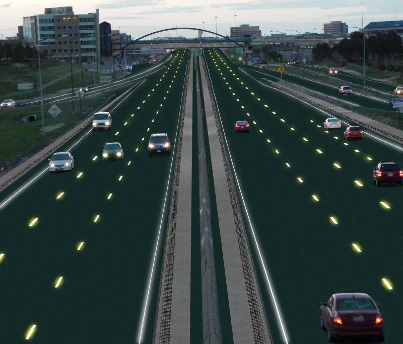 Solar Roadways © Sam Cornett