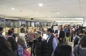 Nudos críticos aeropuerto de Santiago