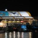 Museo Marítimo Nacional Vivid Sydney Festival 2014 Australia ©  Christopher Yardin flickr