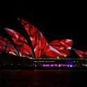 Opera House 3 Vivid Sydney 2014 Australia © Christopher Yardin flickr