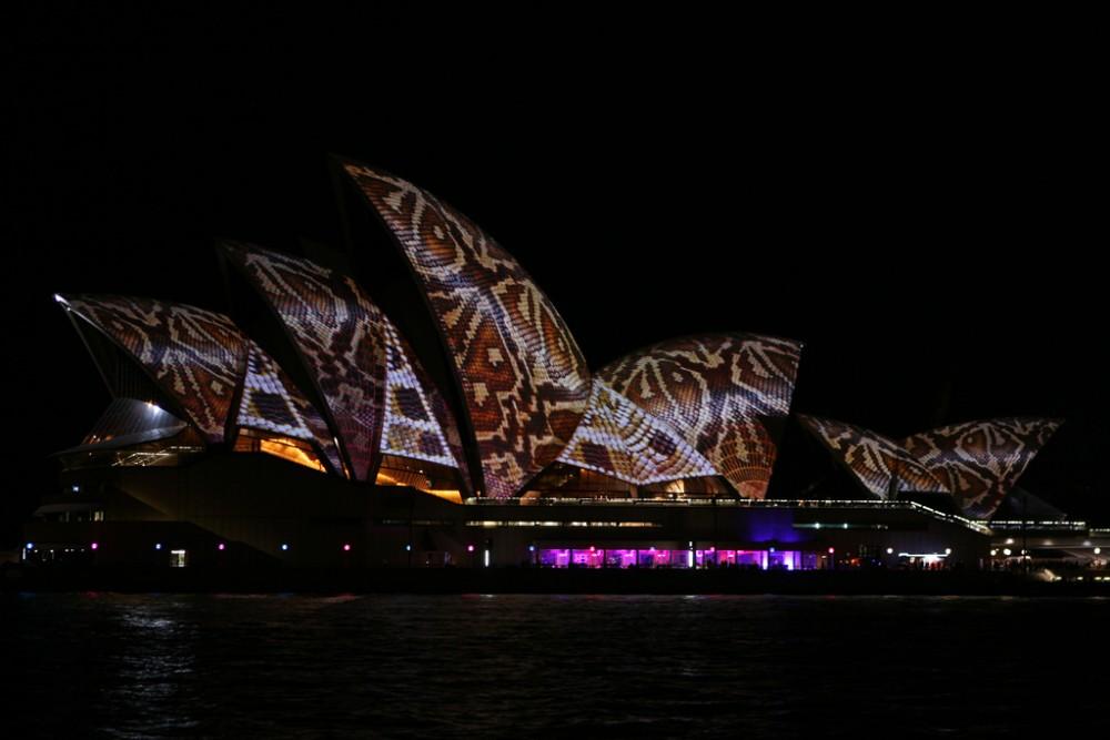 Opera House 4 Vivid Sydney Festival 2014 Australia © Christopher Yardin flickr