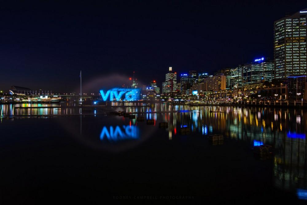 Vivid Festival 2014 Sidney Australia © Rodney Campbell flickr
