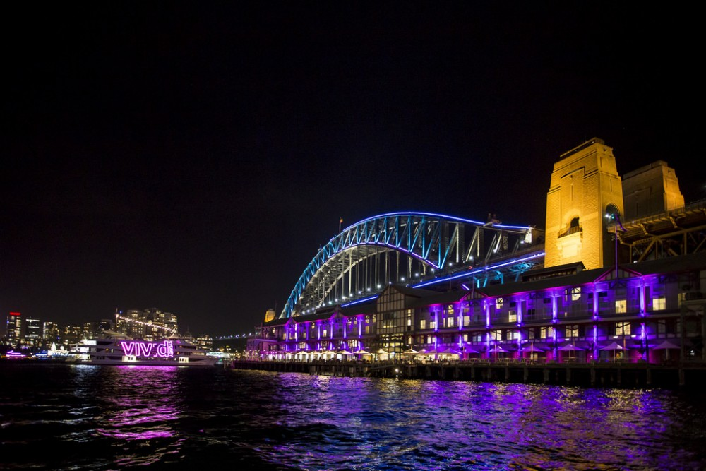 Vivid Festival 2014 Sidney Australia 3 © halans flickr