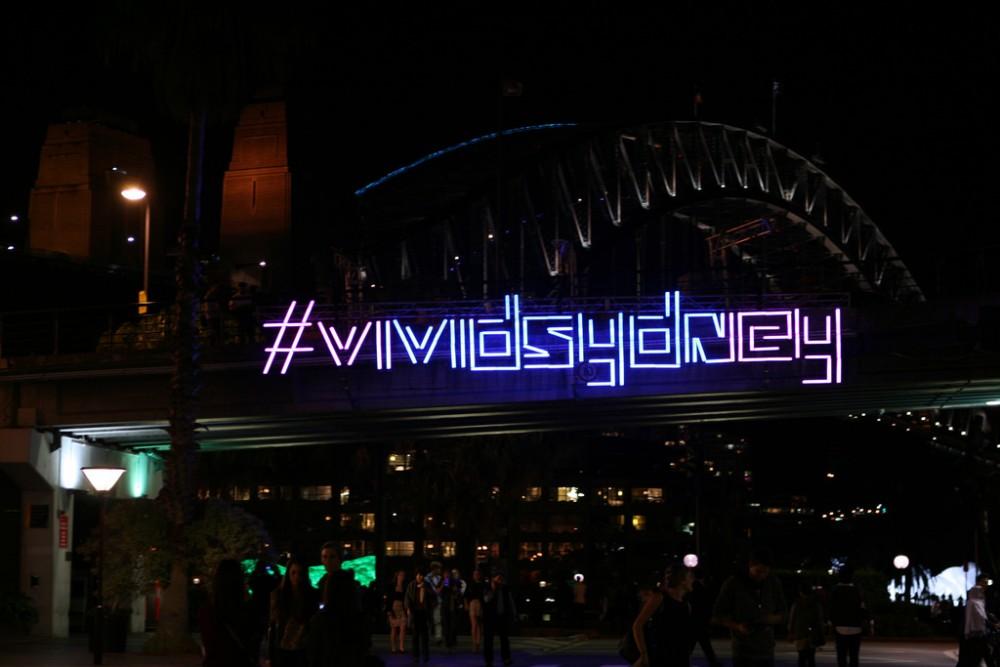 Vivid Sydney Festival 2014 Australia © Christopher Yardin flickr