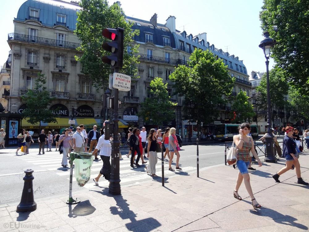 París © eutouring, vía Flickr.