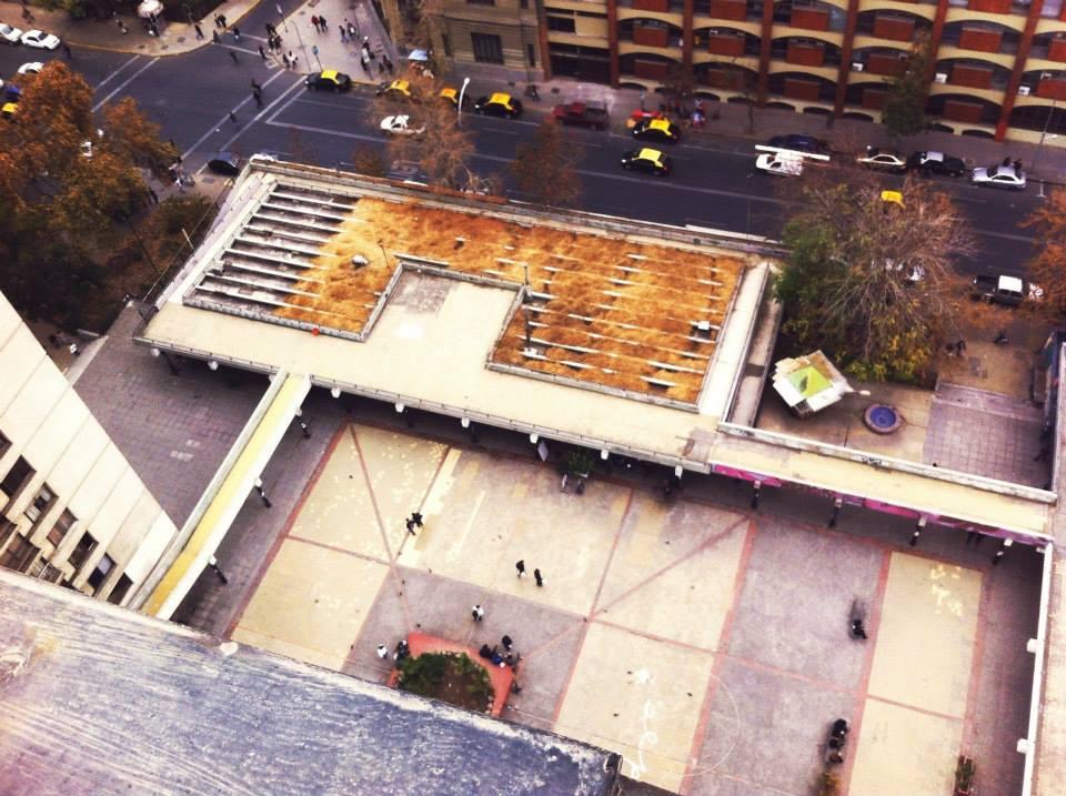 Proyecto Pasarelas Verdes en Remodelación San Borja