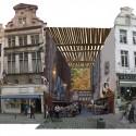 Bruselas [Después]. Image Cortesía de Aula de Arquitectura Social AAS UCAM