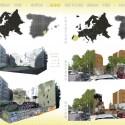 Lámina 03. Image Cortesía de Aula de Arquitectura Social AAS UCAM