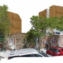 Madrid [Antes]. Image Cortesía de Aula de Arquitectura Social AAS UCAM