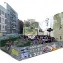 Murcia (Después). Image Cortesía de Aula de Arquitectura Social AAS UCAM