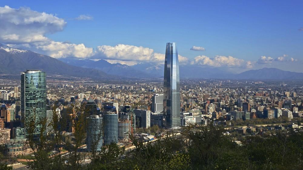 Santiago, Chile. © alobos Life, vía Flickr.