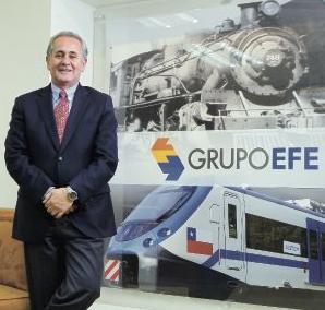 presidente del grupo EFE josé inostroza sánchez