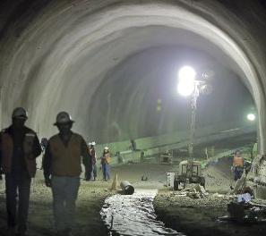 Túnel de Vivaceta
