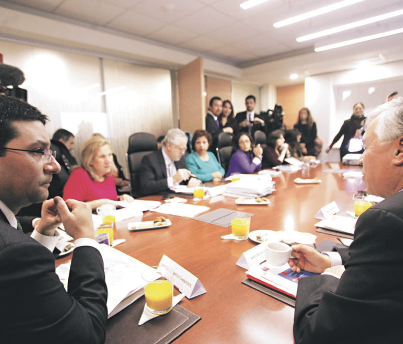 reunión comité de ministros rechazo hidroaysén
