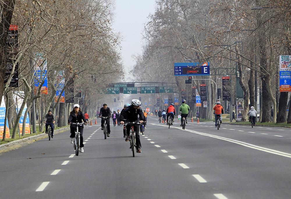 © I. Municipalidad de Santiago, vía Flickr