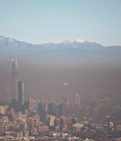 primera preemergencia ambiental santiago 2014
