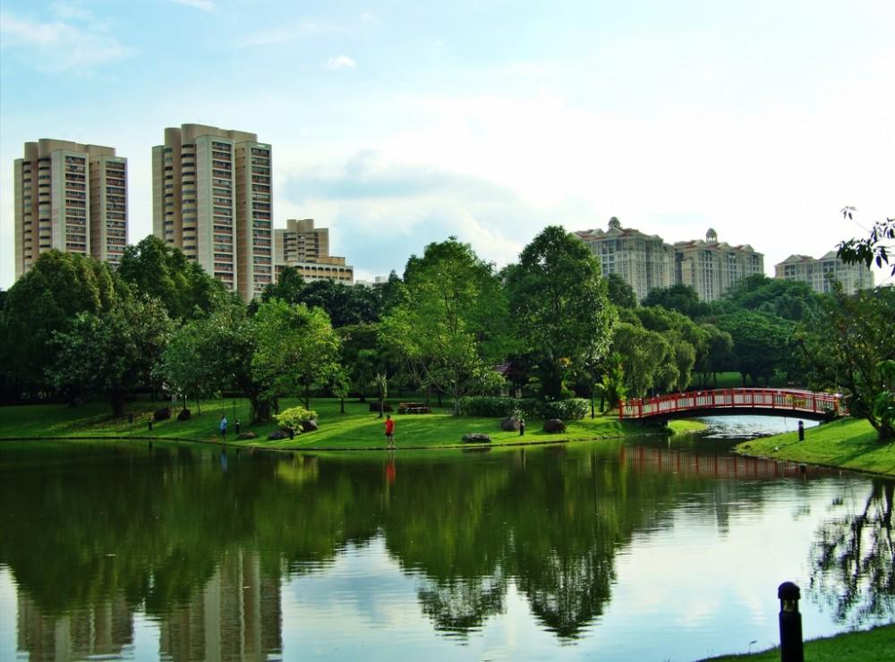 Ciudad de Singapur © neilalderney123, vía Flickr