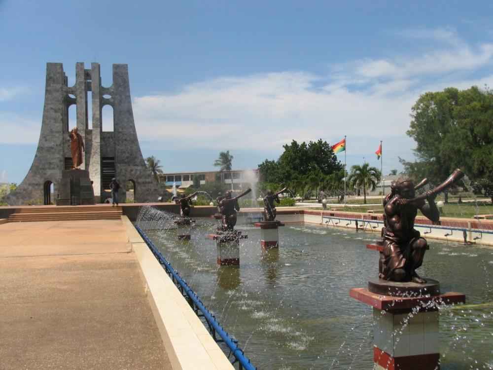 Accra, Ghana © Retlaw Snellac Photography, vía Flickr