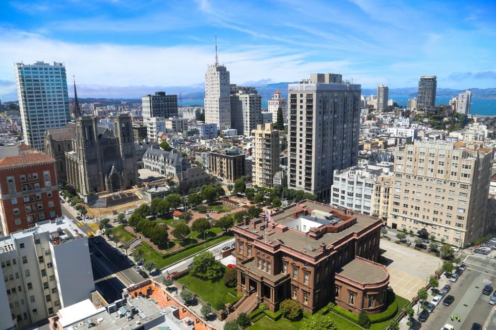 San Francisco, EE.UU. © Joe Parks, vía Flickr.