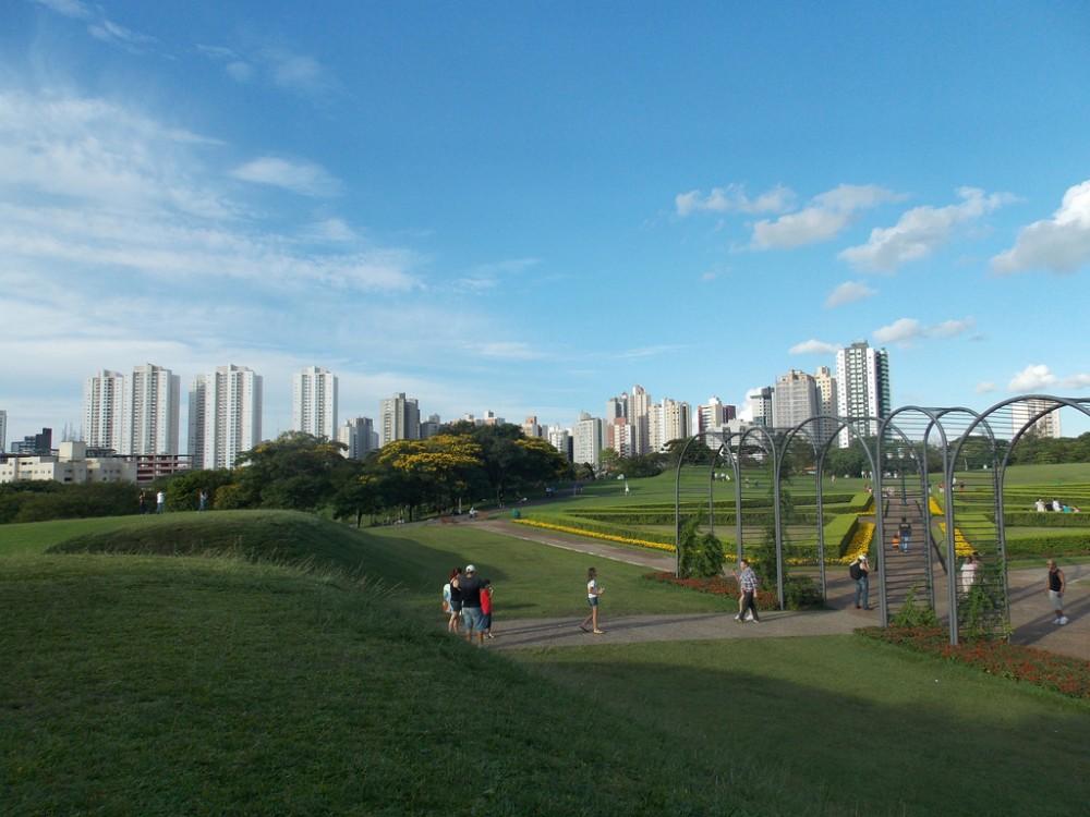 Curitiba, Brasil. © Bruna cs, vía Flickr