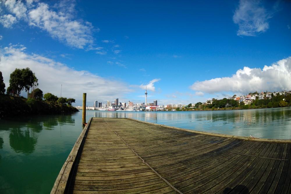 Auckland, Nueva Zelanda © Piotr Zurek, vía Flickr
