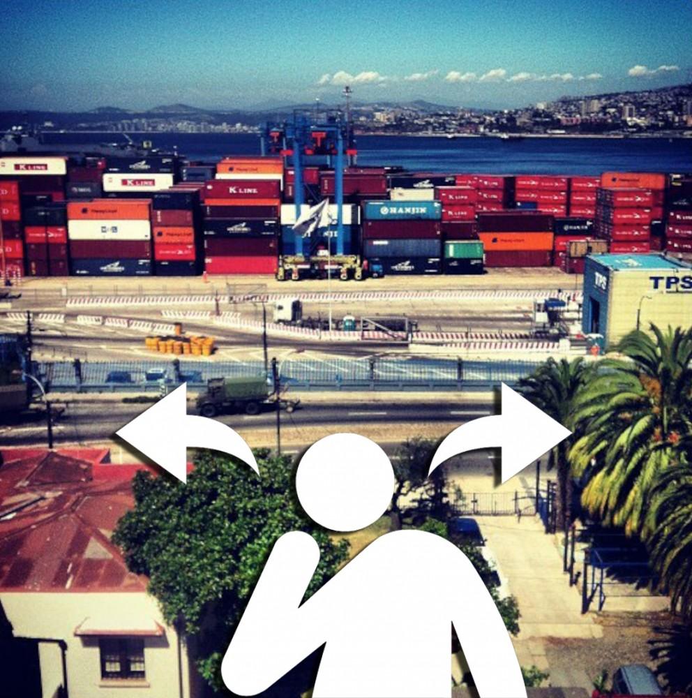 La Ciudad Puerto de Valparaíso @instagram por @texidozlatar
