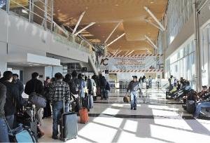 aeropuertos regiones chile