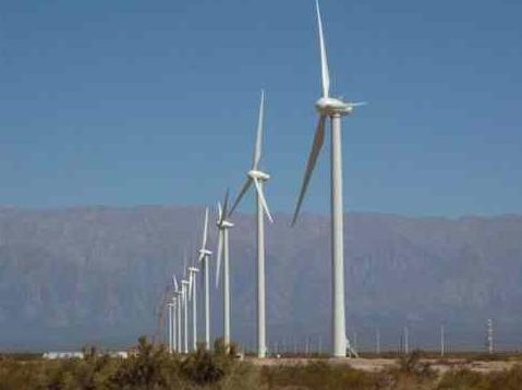 Campo Lindo proyecto eólico