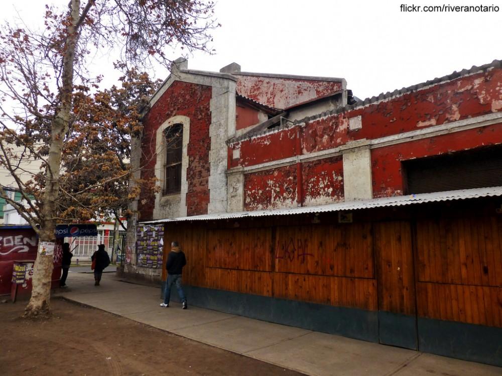 Bodegas Concha y Toro San Miguel 5 por RiveraNotario via Flickr
