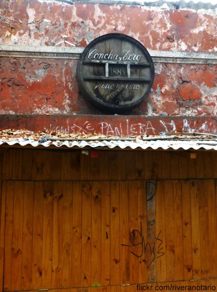 Bodegas Concha y Toro San Miguel 15 por RiveraNotario via Flickr