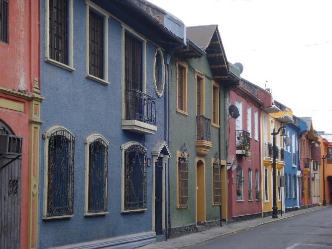 Barrio Italia Santiago