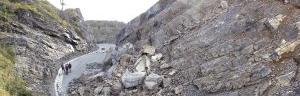 Vía alternativa Torres del Paine
