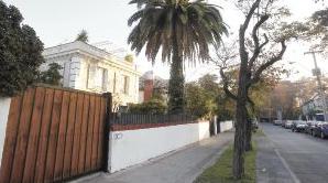 Calle Tranquila barrio slow providencia