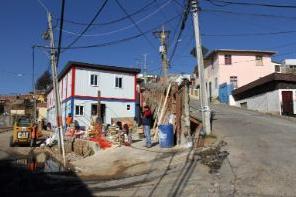 consultorio en cerro Las Cañas de Valparaíso