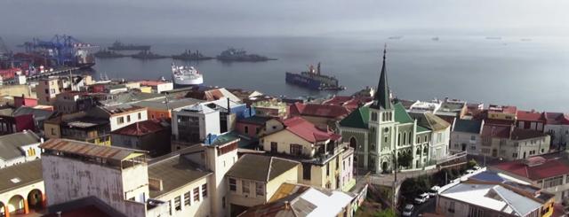 """Conferencia """"Puerto y Patrimonio- presente y futuro de Valparaíso"""""""