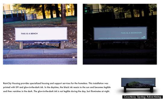 Campaña Homeless
