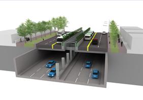 Proyecto Autopista Costanera Central