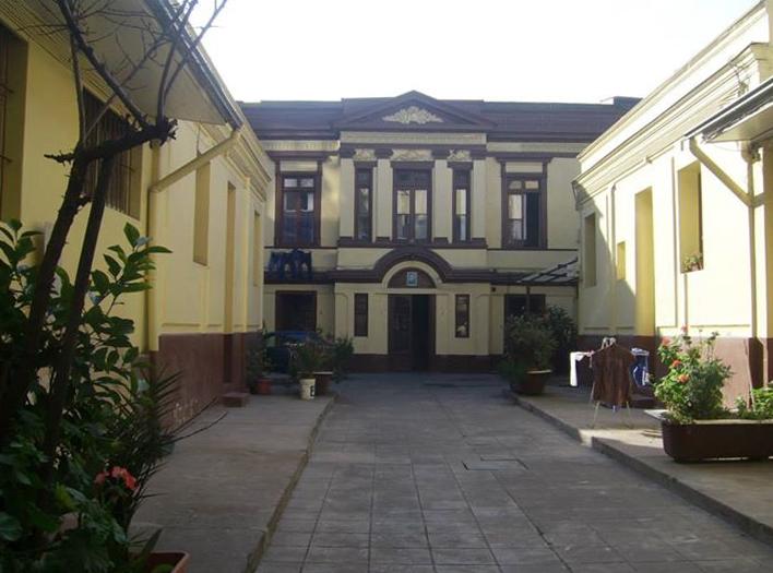 Cité en calle Compañía frente a Plaza Brasil. Fuente: Vecinos Defensa Barrio Yungay
