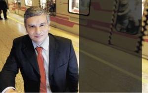 Aldo González presidente Metro Santiago