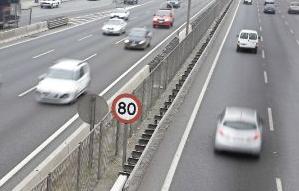 velocidad máxima autopistas