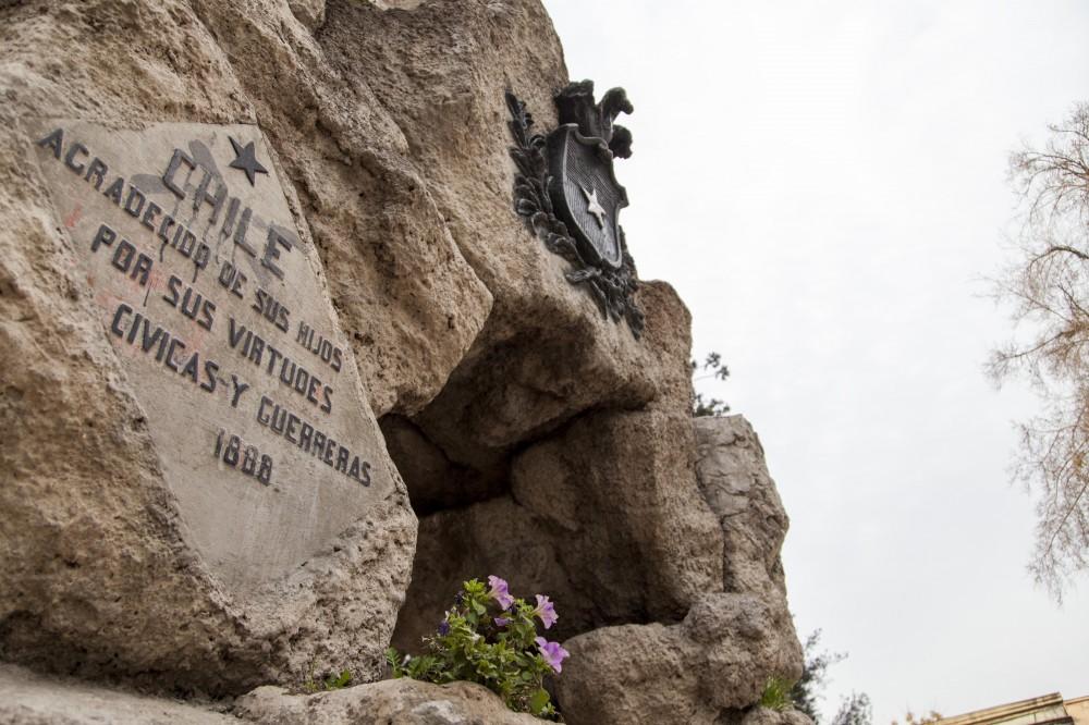 Monumento al Roto Chileno de Virginio Arias 4 © Plataforma Urbana