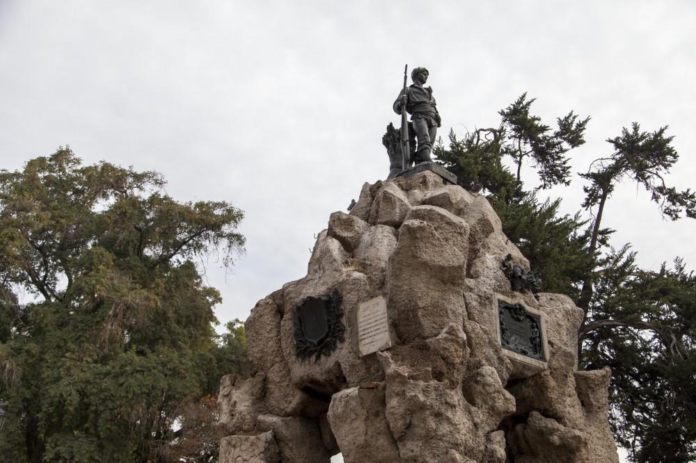 Monumento al Roto Chileno de Virginio Arias 5 © Plataforma Urbana