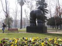 El Caballo de Fernando Botero © Andrea Manuschevich para Plataforma Urbana